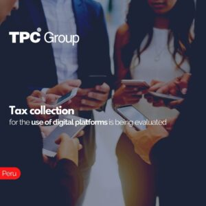 Tax collection for the use of digital platforms is being evaluated