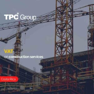 VAT on construction services