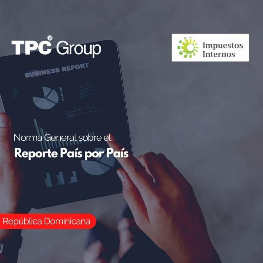 Norma General sobre el Reporte País por País